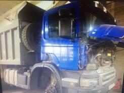 Scania. p380 2007, 12 000 куб. см., 24 000 кг.
