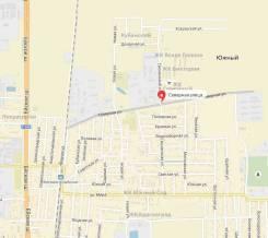 Продаю земельный участок 6 сот, п. Южный ул. Линейная. 600 кв.м., собственность, электричество, вода, от агентства недвижимости (посредник)