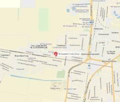 Продаю зем. уч. 5 соток, фасад 20м. г. Краснодар, ЦМР ул. Большевитска. 500 кв.м., собственность, электричество, вода, от агентства недвижимости (пос...