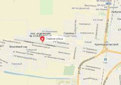 Продаю зем. участок 5.6 соток, г. Краснодар ул. Главная п. Северный. 560 кв.м., собственность, электричество, от агентства недвижимости (посредник)