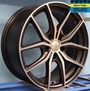 Sakura Wheels 3239 B-P/M7 5x114,3 R17 7,5J 42 73,1. 7.5x17, 5x114.30, ET42, ЦО 73,1мм.