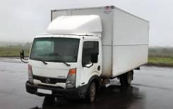 """Nissan Cabstar. . 2012 год. категория """"В"""", 3 000 куб. см., 3 000 кг."""