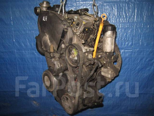 Двигатель в сборе. Seat Toledo Seat Ibiza, 6J5, 6J8 Seat Cordoba Seat Leon, 1P1, 5F, 5F5 Skoda Octavia, 1Z, 1Z3, 1Z5, 5E, 5E5 Двигатели: AGR, AGRALH...