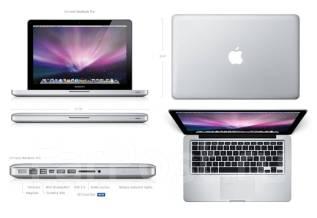 "Apple MacBook Pro 15. 15"", 2 600,0ГГц, ОЗУ 8192 МБ и больше, диск 256 Гб, WiFi, Bluetooth, аккумулятор на 10 ч."