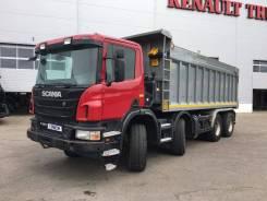 Scania. Продажа самосвала Р400 СB8Х4EHZ 2013 г., 12 740 куб. см., 32 000 кг.