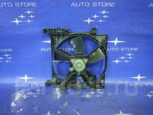 Вентилятор охлаждения радиатора. Subaru Impreza, GD, GD2, GD3, GD4, GD9, GDA, GDB, GDC, GDD, GG, GG2, GG3, GG5, GG9, GGA, GGB, GGC, GGD Двигатели: EJ2...