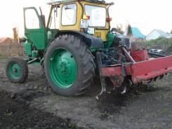 ЮМЗ 6Л. Трактор ЮМЗ-6л, 4 940 куб. см.
