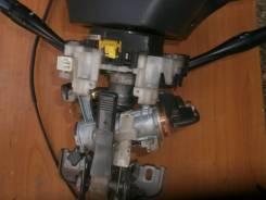Блок подрулевых переключателей. Mitsubishi Pajero, V63W, V73W, V60, V75W, V78W, V77W Mitsubishi Montero, V60 Двигатель 6G74