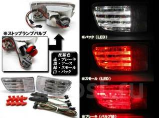 Стоп-сигнал. Toyota Land Cruiser Prado, GRJ120, GRJ120W, GRJ121W, GRJ125W, KDJ120, KDJ120W, KDJ121W, KDJ125W, KZJ120, LJ120, RZJ120, RZJ120W, RZJ125W...
