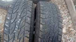 Bridgestone Dueler A/T D694. Грязь AT, 2013 год, износ: 30%, 2 шт