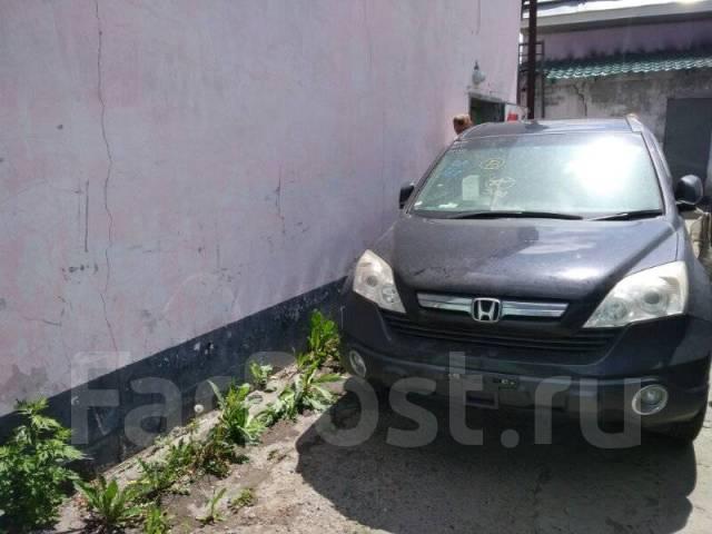 Защита горловины бензобака Honda CR-V