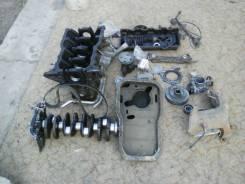 Двигатель в сборе. Toyota Corona, ST190 Двигатели: 4SFE, 4SFI
