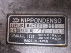 Компрессор кондиционера. Toyota Cynos, EL52C Toyota Celica, ST202C