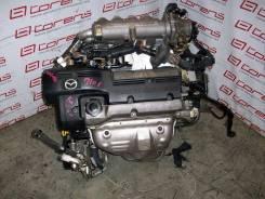Двигатель на Mazda Familia