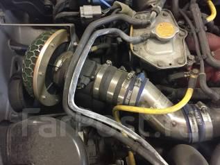 Фильтр нулевого сопротивления. Subaru Forester, SG9, SG9L