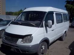 ГАЗ 322132. ГАЗ-322132, 2 429 куб. см., 13 мест