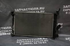 Радиатор охлаждения двигателя. Toyota Avensis, ZZT251, ZZT250