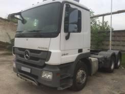Mercedes-Benz Actros. Седельный тягач MB Actros 6x4 2013, 12 000 куб. см., 21 000 кг.