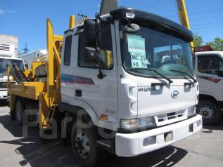 Hyundai Mega Truck. , 6 606 куб. см., 5 000 кг.