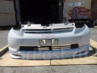 Обвес кузова аэродинамический. Toyota Passo