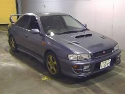 Subaru Impreza WRX. механика, 4wd, 2.0 (280 л.с.), бензин, 67 000 тыс. км, б/п, нет птс. Под заказ