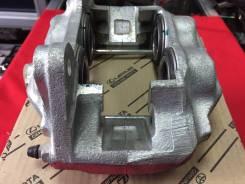 Суппорт тормозной. Toyota Land Cruiser, FZJ100, FZJ105, HDJ100, HDJ100L, HDJ101, HDJ101K, HZJ105, HZJ105L, UZJ100, UZJ100L, UZJ100W Lexus LX470, UZJ10...