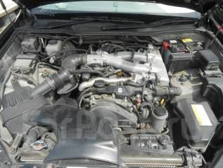 Двигатель в сборе. Toyota Crown Majesta Toyota Crown Toyota Brevis Toyota Progres Двигатель 2JZFSE