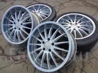 Оригиналы Breytone BMW 5/7 PCD120 8.5J+13 +Dunlop пара шин 225/45R18. 8.5x18 ET13