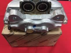Суппорт тормозной. Toyota Land Cruiser, FJ80, FZJ80, HZJ80, HZJ81, HDJ80, HDJ81 Двигатели: 1HZ, 1HDT, 3FE, 1FZFE, 1HDFT, 3F, 1FZF
