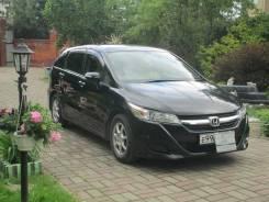 Honda Stream. автомат, передний, 1.8 (140 л.с.), бензин, 86 300 тыс. км