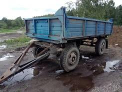 ЛАЗ. Продается прицеп самосвальный ГКБ 819 зиловский, 6 000 кг.