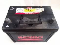 Indigo. 70 А.ч., правое крепление, производство Корея