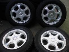 Bridgestone. 6.0x14, 5x100.00, 5x114.30, ET38