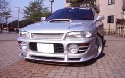 Решетка радиатора. Subaru Impreza, GC8