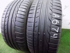 Dunlop Sport Maxx RT. Летние, 2014 год, без износа, 2 шт