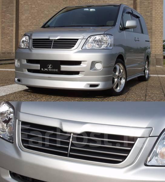 Решетка радиатора. Toyota Noah, AZR65G, AZR65, AZR60G, AZR60
