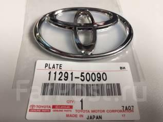 Эмблема. Toyota Land Cruiser, UZJ100 Двигатель 2UZFE
