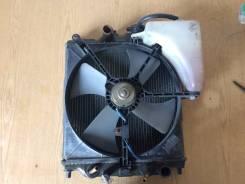 Радиатор охлаждения двигателя. Honda Logo, GA3
