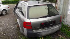 Audi A6 allroad quattro. A6, ARE