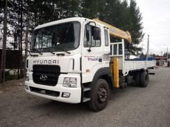 Hyundai HD170. Нуundai HD170 манипулятор, 11 000 куб. см., 10 000 кг.