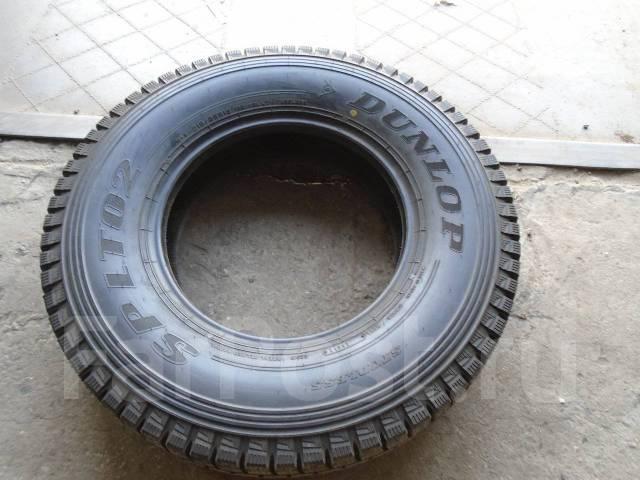 Dunlop SP LT 02. Всесезонные, 2013 год, без износа, 1 шт