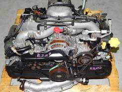 Двигатель в сборе. Subaru Forester Двигатель EJ253