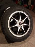 Зимние колеса R16 nokian hakkapeliitta 7. x16 5x114.30 ЦО 60,1мм.