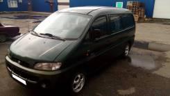 Hyundai Starex. D4BF