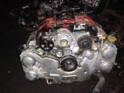 Двигатель в сборе. Subaru Tribeca Двигатель EZ36