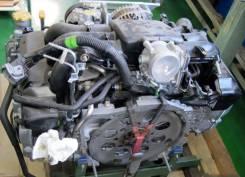 Двигатель в сборе. Subaru Tribeca