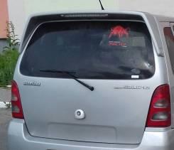 Дверь багажника. Suzuki Wagon R Solio