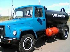 ГАЗ 3307. Породам ассенизатор газ 3307