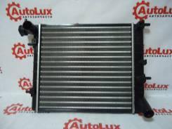 Радиатор охлаждения двигателя. Hyundai Accent, LC2, LC Двигатели: G4EB, G4EK, G4ECG, G4EA