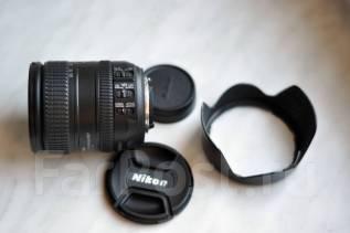 Объектив Nikon 16-85mm f/3.5-5.6G ED VR AF-S DX Nikkor. Для Nikon, диаметр фильтра 67 мм